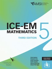ICE-EM Mathematics Year 5 Third Edition (print and interactive textbook powered by Cambridge HOTmaths)