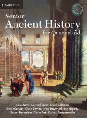 Senior Ancient History for Queensland (print and digital)