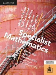 Specialist Mathematics VCE Units 3&4 Online Teaching Suite