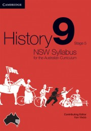 History: NSW Syllabus for the Australian Curriculum Year 9 Digital (interactive and PDF textbook)