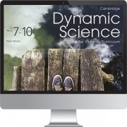 Cambridge Dynamic Science for the Victorian Curriculum (1 activation)