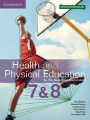 Health and Physical Education for the Australian Curriculum Years 7&8 (digital)