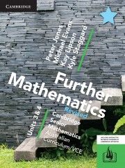 Further Mathematics VCE Units 3&4 Revised (print and interactive textbook powered by HOTmaths)