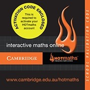 Cambridge HOTmaths School Validation Code